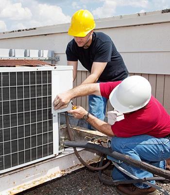 Ремонт и обслуживание систем кондиционирования и вентиляции