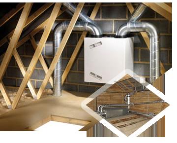 Кондиционирование и вентиляция в квартирах и частных домах